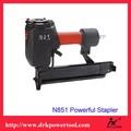 N851 poderoso heavy duty grampeador do ar/ferramenta pneumática