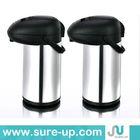 Wide mouth vacuum air pump pot, vacuum airpot , Vacuum thermos airpot