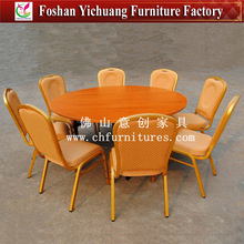 YC-T02-05 Louis Dining Tables and Chairs Furniture