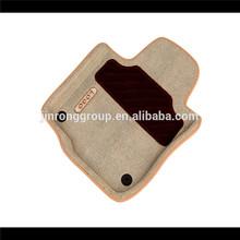 3d fabric car foot mats