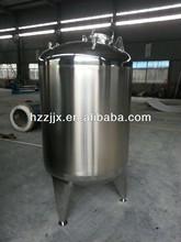 Sanitary Stainless Steel Storage Tank