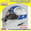 Moda venda quente dupla viseira do capacete da motocicleta para venda Motocross capacete