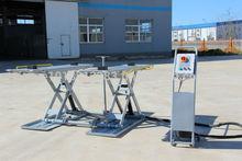 hydraulic scissor car lift mid rise mobile auto lift 3000kgs