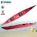 leme incluídos humano alimentado kayak de mar com pedal