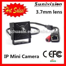 Hot Waterproof pinhole camera very small mini ip hidden camera
