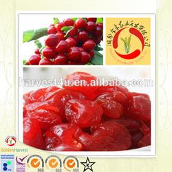 2015 Fresh Sweet Preserved Fruit Cherry