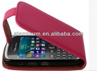 Universal Smart Phone Flip Leather Case Cover for Blackberry 9320
