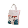 Custom priting beautiful canvas bag shop