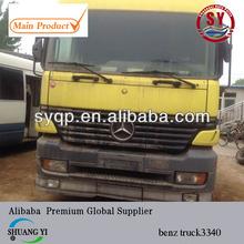 vendita calda benz usato truck3340 year2002