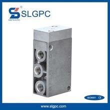 Xikou pneumatic electric water festo valves 5/2 ports back flow preventer valve SLGPC SLG-5-08