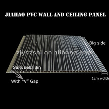 lamination pvc wall and ceiling panel/ wall decorative panels