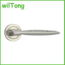 Useful folding door lock door plate handle