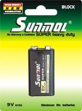 super heavy duty cheap 9v best price batteries