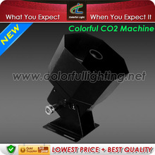 Factory Directly Offer! stage Effect! Good Quality Led Co2 Jet Co2 Machine Dmx512 Control Co2 Jet
