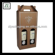 Wine Bottle Shipping Boxes Wholesale