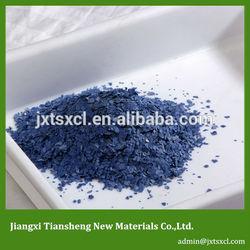 High-molecular polymer industrial powdered marble Flakes