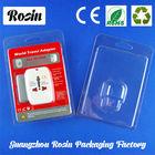 PVC plastic cardboard blister pack