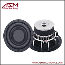 Double Magnet 900W Max 10 inch Car Subwoofer
