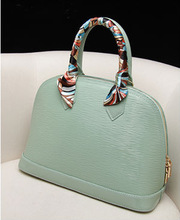 classical design shell shape fashion women brand handbags