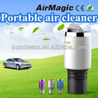 Mini Car Air Fresher Portable Air Cleaner