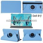 DEL 8 Inch Rotatable Type Tablet PC Leather Protective Cover