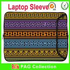 "13.3"" Waterproof Neoprene Laptop Computer Notebook Sleeve Bag Case for iPad 2 /Macbook and Tablet PC"