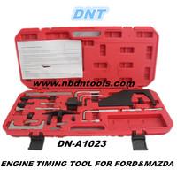 High quality Engine Timig Tool Set/ Ford & Mazda timing maintenance tools/auto repair tool kit ,Ningbo Dongning tool produce