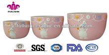 Ceramic Bowl Sets For Easter Holiday