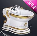 Mejor venta de productos de baño de baño de cerámica bidé portátil