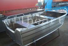 13ft High quality V bottom fishing boat