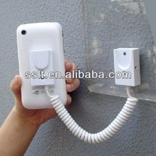 Alibaba express! Retractable security wall mount cell phone