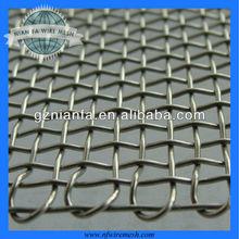 Roll Crimped Wire Mesh (Guangzhou Manufacturer)