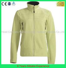 Womens Soft shell Jacket Water Resistant Breathable Windbreaker Softshell Coat(6 Years Alibaba Experience)