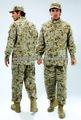 acu digital deserto camo ribstop uniformes militares americanos