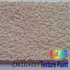 CMZG- 9027 Natural Sand stone texture interior and exterior washable wall paint