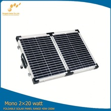 Customized designed solar panel installation cost for RV , home use