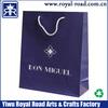 Yiwu Manufacturer Customized Customer Design Paper Shopping Bag