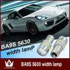 car led lightings ba9s smd 12v 24v 5630 6smd for car