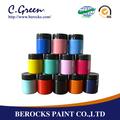 Auf wasserbasis bunte profi-mix acrylfarbe nicht giftig