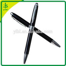 JD-C1005 new slim hotel promotional fashion metal ball pen