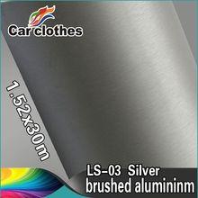 Car Body Wrap Brushed Vinyl Car Sticker