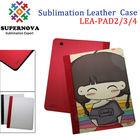 Custom Leather Flip Case for iPad