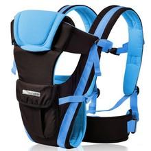 Adjustable Comfort Infant Baby Carrier Newborn Kid Sling Wrap Rider Backpack
