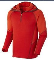 Mens sportswear slim fit jacket for hiking