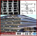 Hierro materiales de construcción de acero viga i cut-a-tamaño de tamaño