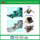 Client Highly Speaking Mingyang Brand Hydraulic Sawdust Briquette Press Machine With ISO & CE