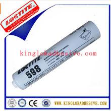 Gold supplier Loctite 598 silicon sealants RTV Silicon sealant