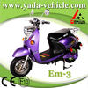 yada em3 48v 800w brushless PMDC 20ah lead-acid drum brake mini dirt bike adult cheap scooters for sale