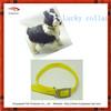 2014 Latest design various color nylon dog collar