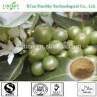 Organic green coffee bean extract powder food supplement